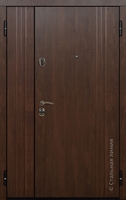 Стальная линия дверь Соло (Solo)