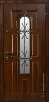 """Входная дверь """"Мадрид"""" Стальная линия"""